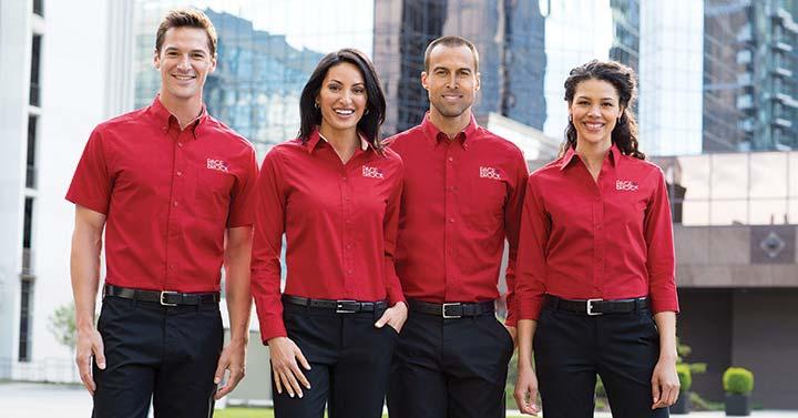 uniformes personalizados corporativos